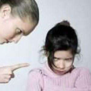Проблеми виховання дітей