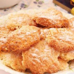 Просте пісочне печиво