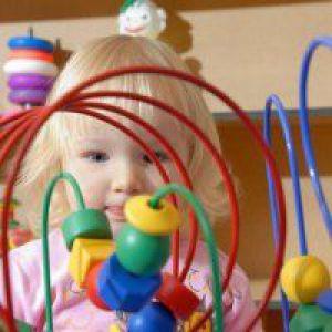 Ранній розвиток дітей у віці 1 року