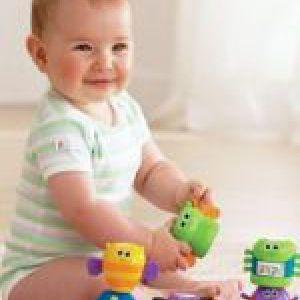 Розвиваючі іграшки та ігри для однорічної дитини
