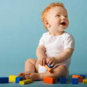 Розвиваючі ігри для дітей 9 місяців