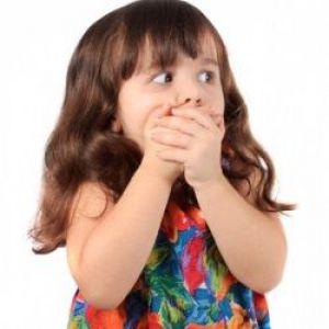 Дитина говорить «погані» слова? Як допомогти малюкові.