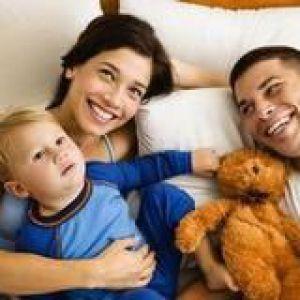 Дитина і новий чоловік: можливі проблеми і способи їх вирішення