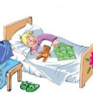 Дитина не спить вдень