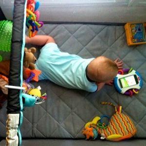 Режим дня 4-х місячної дитини