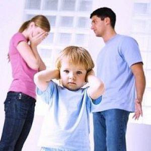 Батьківські сварки