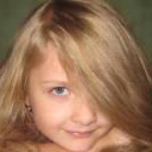 Ріст волосся у дітей