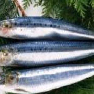 Риба, запечена з морквою (від 3 до 7 років)