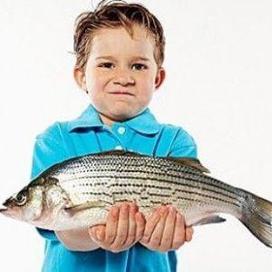 Риб`ячий жир для дітей