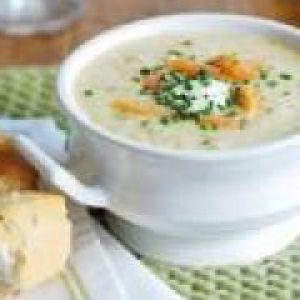 Рибний суп з картоплею (від 3 до 7 років)