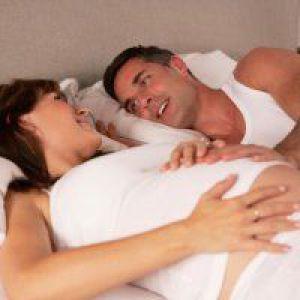 Секс на 27 тижні вагітності