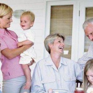 Сімейні стосунки і діти