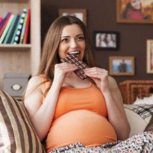Шоколад при вагітності