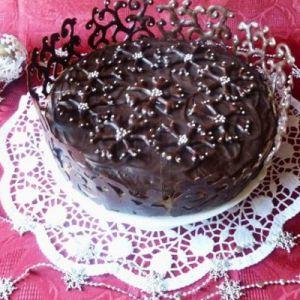 Шоколадний торт чарівництво