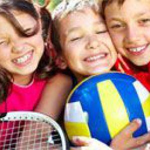 Спорт і діти