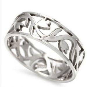Стильні срібні прикраси з натуральними каменями