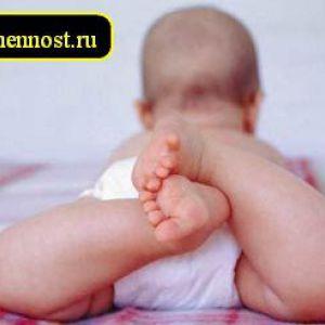 Суха шкіра у новонародженого