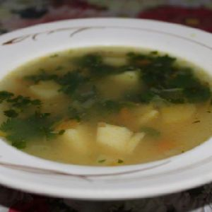 Суп з кропиви