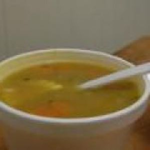 Суп рибний з крупою (від 1.5 року до 3 років)