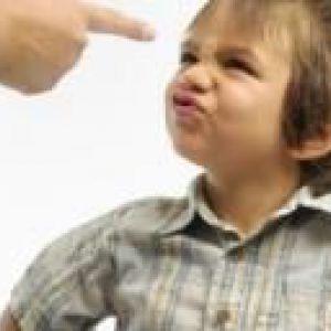 Тілесні покарання дітей