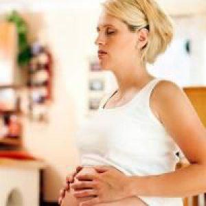 Тонус матки при вагітності - причини