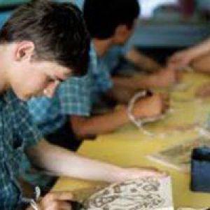 Творчі гуртки для дітей 12 років
