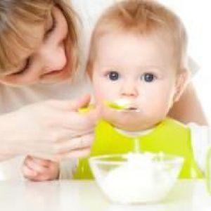 Сир для дітей до року