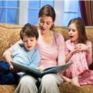 Вчимо з дитиною вірші