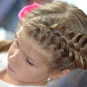 Догляд за волоссям дитини 3 років