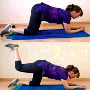 Вправи для живота і відновлення фігури після пологів