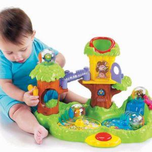 В які ігри можна грати з шестимісячним малюком?