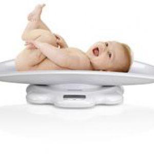 Вес новонародженого