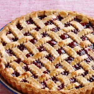 Вишневий пиріг рецепт