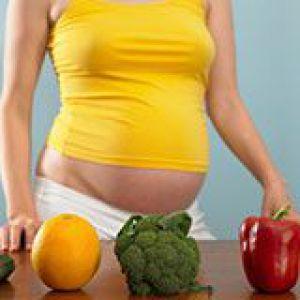 Вітамін е для вагітних
