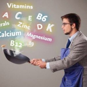 Вітаміни для чоловіків при плануванні вагітності