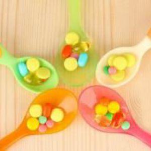 Вітаміни для дитини 2 років