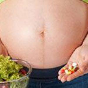 Вітаміни в першому, другому і третьому триместрах