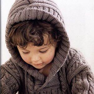 В`яжемо одяг для хлопчиків спицями. Фото і відео мк