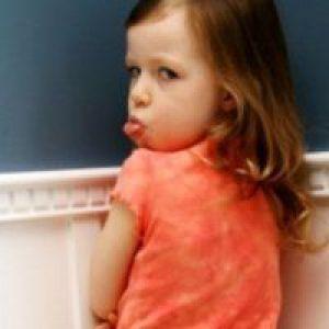 Восьмирічна дитина перестав слухатися: що робити?
