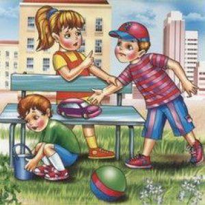 Виховання культури у дітей дошкільного віку