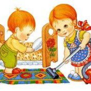 Виховання самостійності у дітей раннього та дошкільного віку