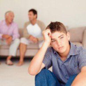 Виховання в сім`ї хлопчика 12 років