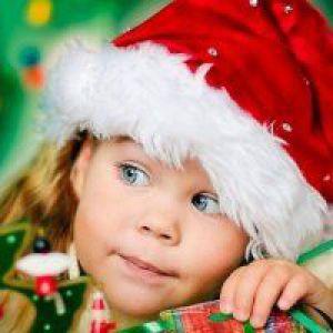 Вибираємо новорічний подарунок трирічній дитині