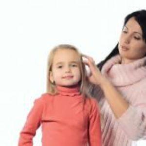 Випадання волосся у дітей