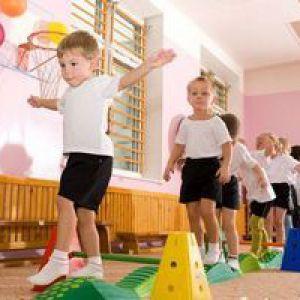 Завдання виховання дітей дошкільного віку