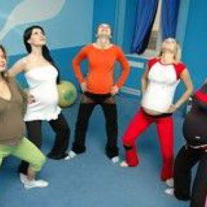 Зарядка для вагітних на різних термінах