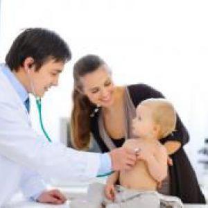 Жорстке дихання у дитини
