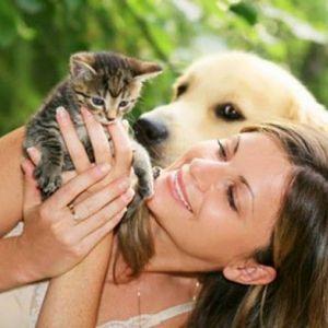 Тварини і новонароджений